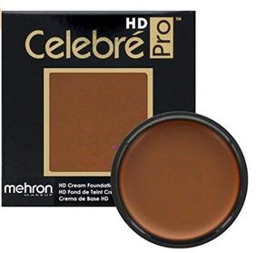 Dark Brown Cream Makeup