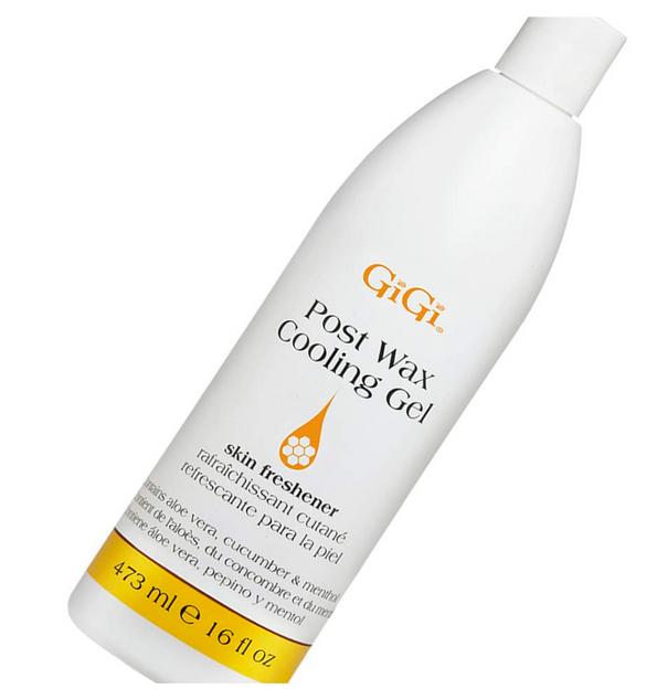 Post Wax Cooling Gel