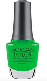 Green Nail Polish (Neon-y)