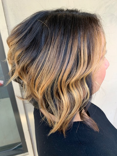 Painted Hair • $170