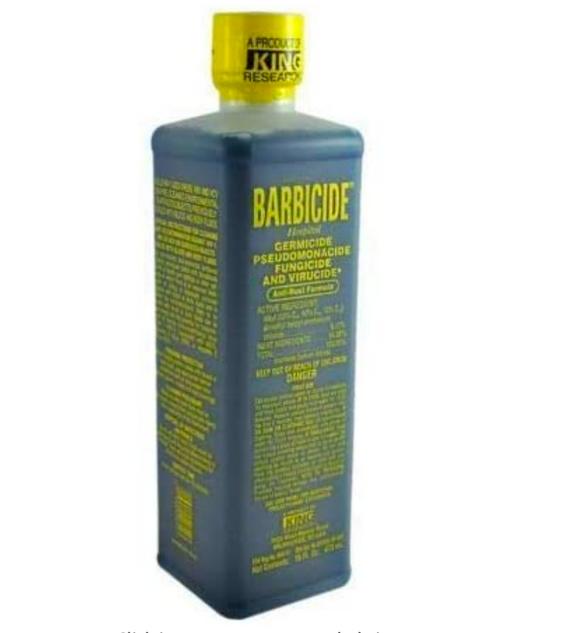 Barbacide - Hospital Grade Disinfectant