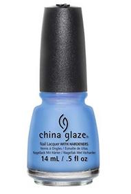 China Glaze Nail Polish - Boho Blues