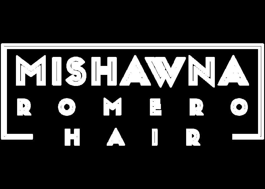 MishawnaRomeroHairLogofinalfilewhite(1).
