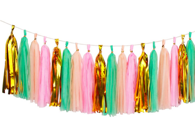 """14"""" Party Garland"""