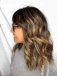 Second session painted hair, toner & cut $130