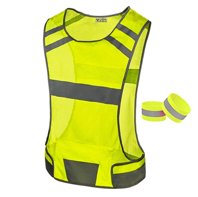 Reflective Running Vest