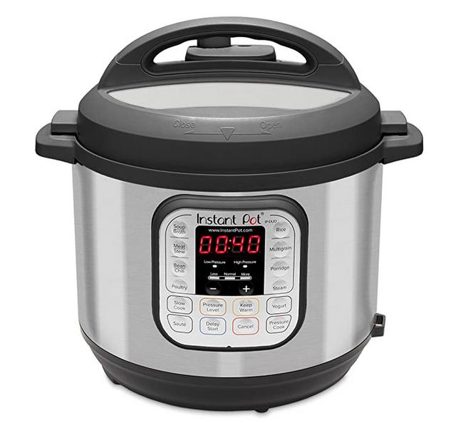 Electric Pressure Cooker (Instant Pot)