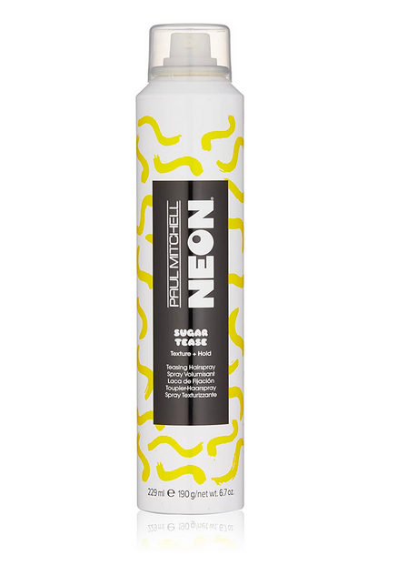 Neon SugarTease Hairspray