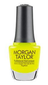 Yellow Nail Polish (Neon-y)