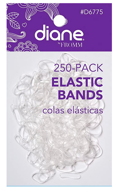 Clear Rubber Bands