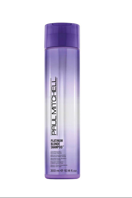 Platinum Blonde Shampoo Paul Mitchell  1