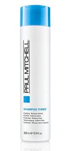 Shampoo Three Paul Mitchell (No Chlorine)