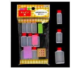 Mini Soy Sauce Bottles