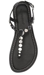 Iconic Black Boho Sandal