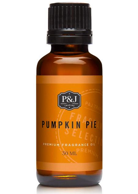 Pumpkin Pie Scented Oil