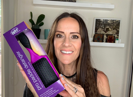 Best Brush for Fast Detangling!! August Blog