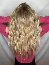 Two rows Habit Hand Tied Extensions