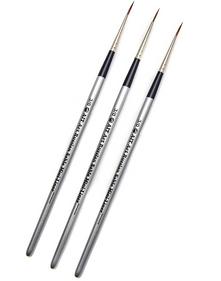 Mini Paint Brushes - Eyeliner
