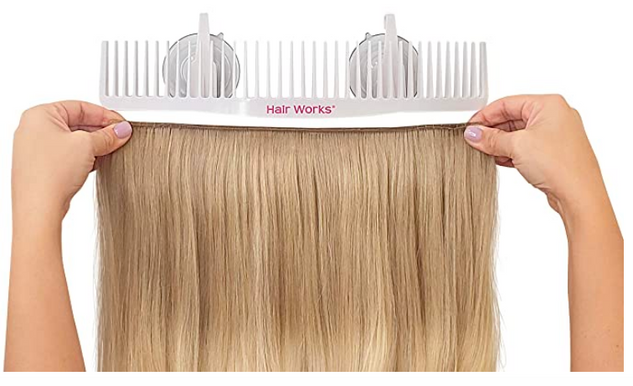 Hair Works Extension Holder