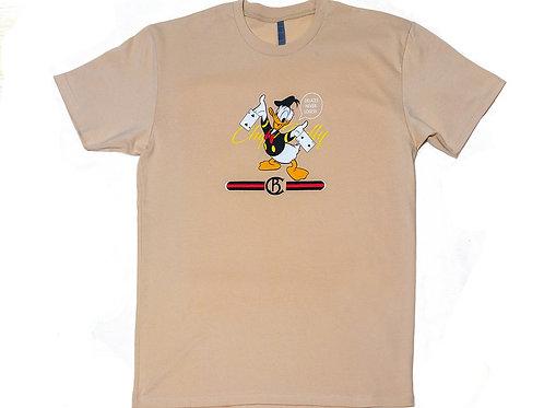 "Cream ""Deuces"" Chip Bully T-Shirt"