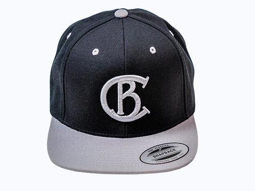 Chip Bully Black & Grey Hat
