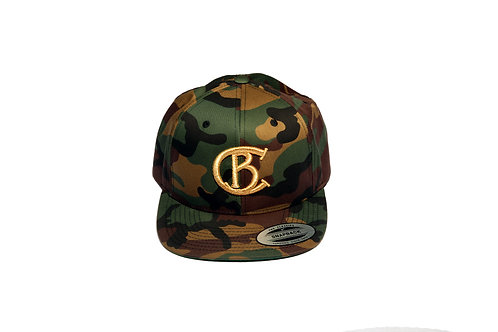 Chip Bully Camouflage Hat