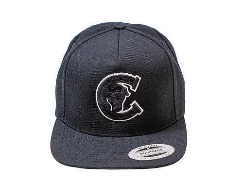 Chip Bully Black Bull Hat