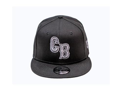 Chip Bully Black & Grey CB/52 Hat
