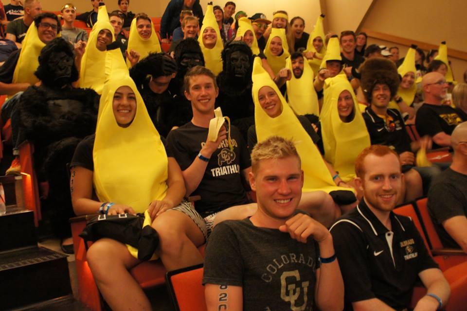 Going bananas at Nationals