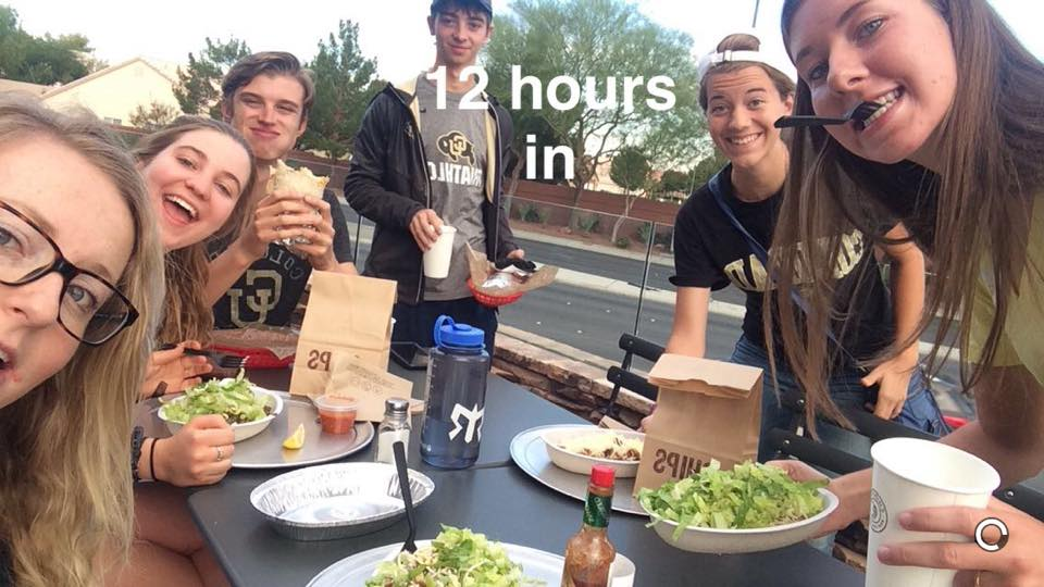Long drives call for Chipotle