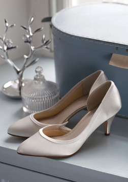Couture By Bea- Elsa Coloured Shoes