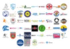 overzicht logo's sportakkoord Zoetermeer