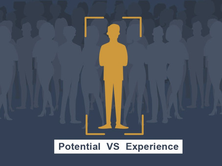 Experience vs Potential