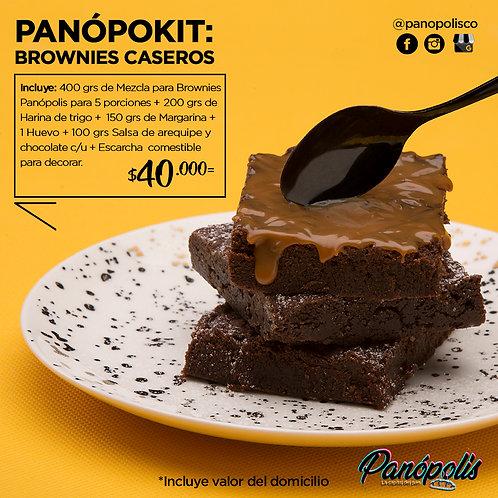 Panópokit: Brownies