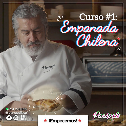 Clase Virtual #1: La Empanada Chilena