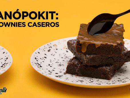 Panopokit: Brownies Caseros