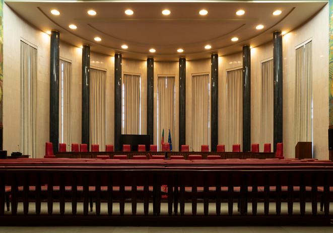 Salão Nobre do Tribunal da Relação do Porto