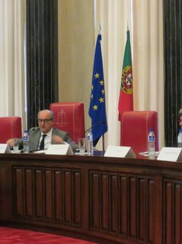 """Conferência """"Magistratura e Arbitragem - Olhares Cruzados"""""""