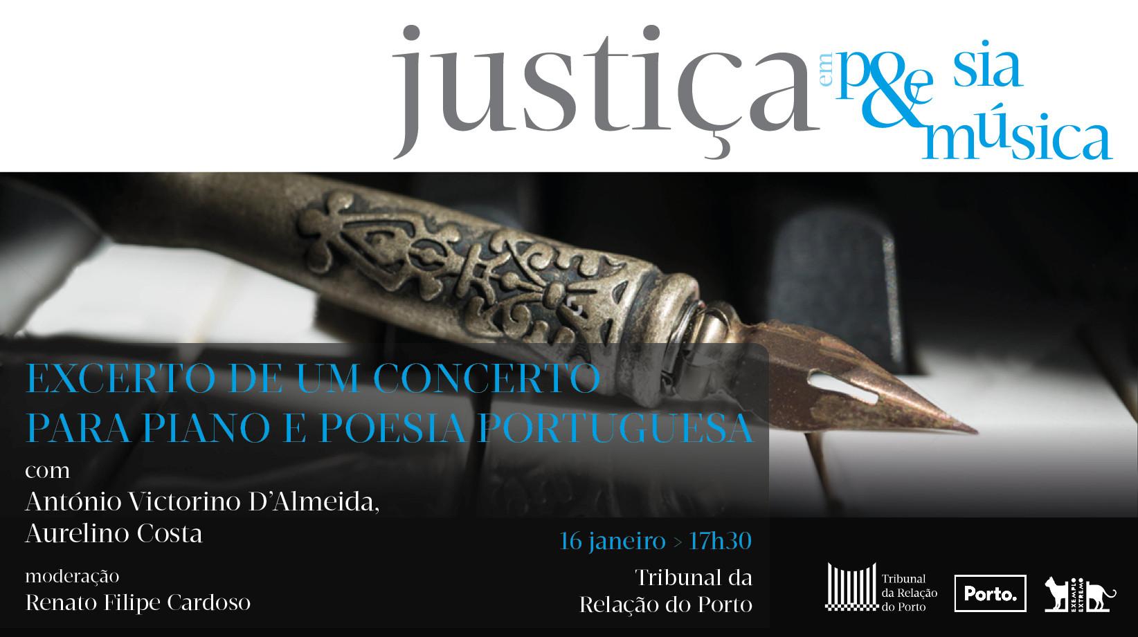 Justiça em Poesia e Música