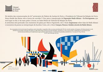 Exposição Nadir Afonso - Os Portugueses