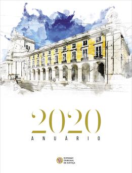 Anuário de 2020 do Supremo Tribunal de Justiça