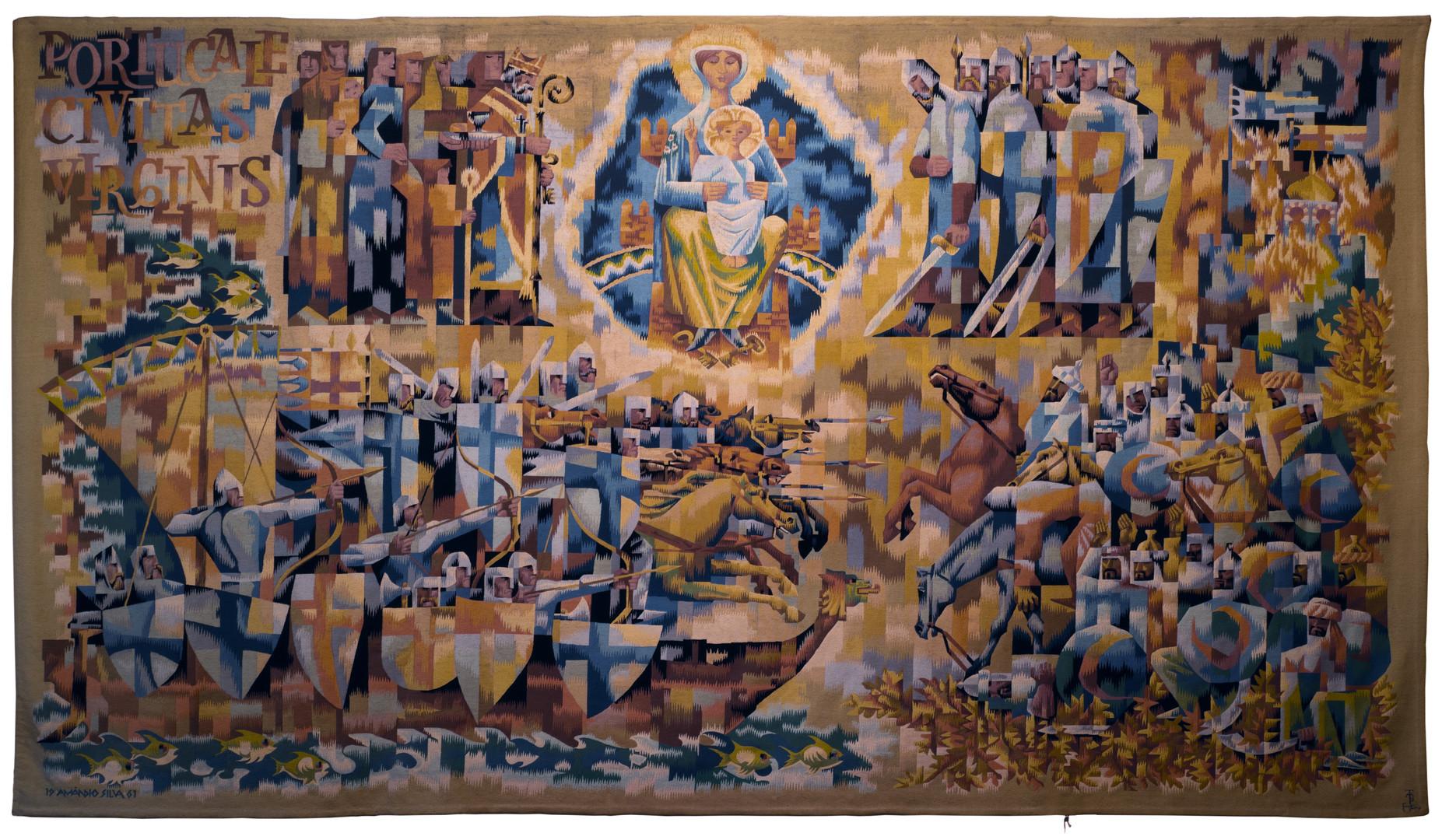 Portucale Civitas Virginis, 1961