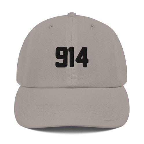 914 Cap (Gray)