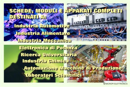 MICROPI ELETTRONICA SRL