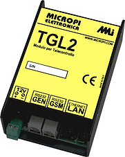 TGL2 LAN TCP/IP INTERFACE
