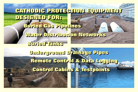 Cathodic Protection Instruments equipment