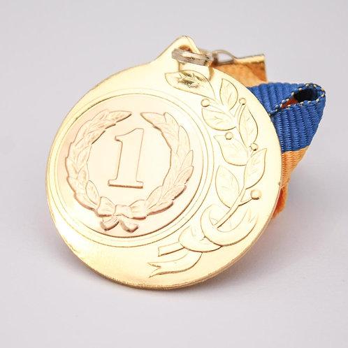 Медаль 1440 зі стрічкою