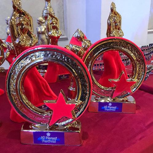 Кубок, нагорода -Зоряна брама