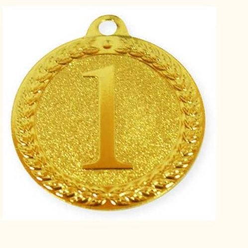 Медаль Д 194  зі стрічкою