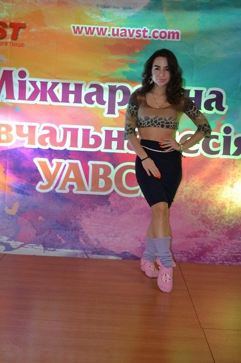 4 01 2020 Мария Зайцева Зажигательная Табла соло Танец Чемпионов Постановка